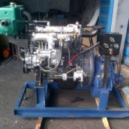 MARINE ENGINE MITSUBISHI REKONDISI PS120