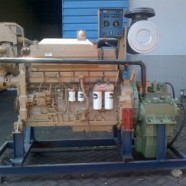 MARINE ENGINE CUMMINS KTA-19M3 NEW